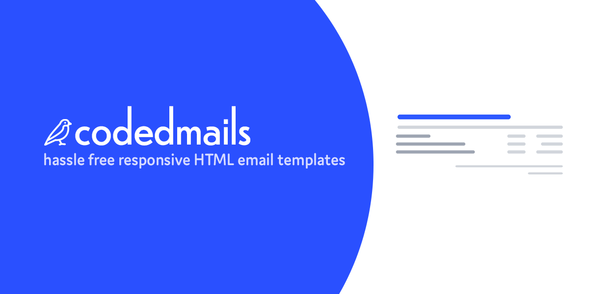 Coded Mails email templates